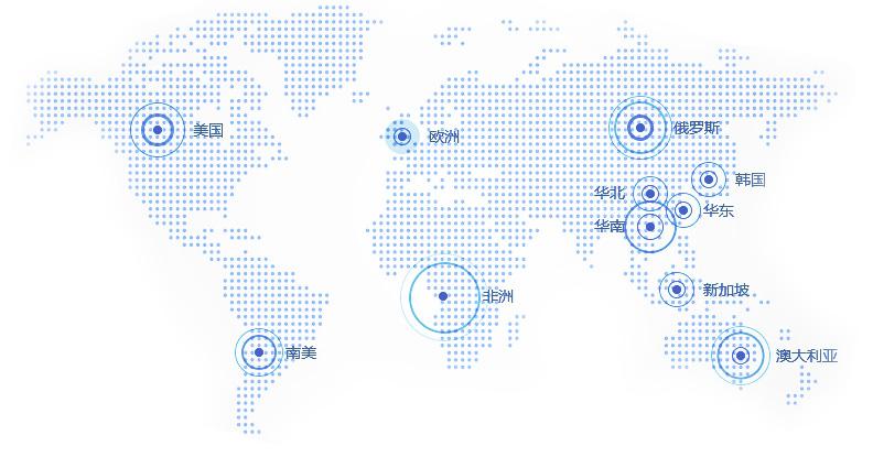 客户遍及全球